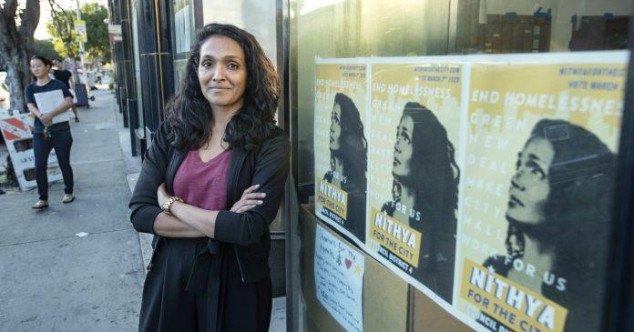 Nithya Raman wants to test how progressive LA really is