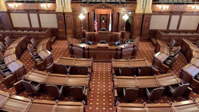 Legislator, Pritzker Administration Spar on forecast sales for the financial year