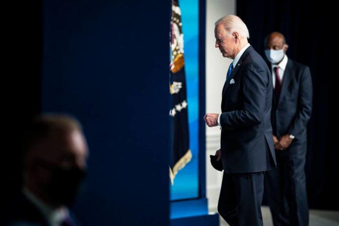 The gap between GOP and Corporate America opens Biden's tax plan