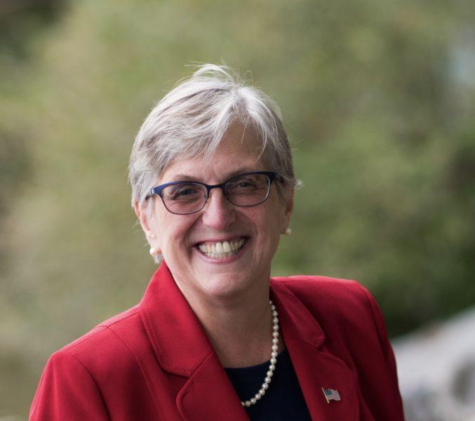 Kent Town Supervisor Maureen Fleming
