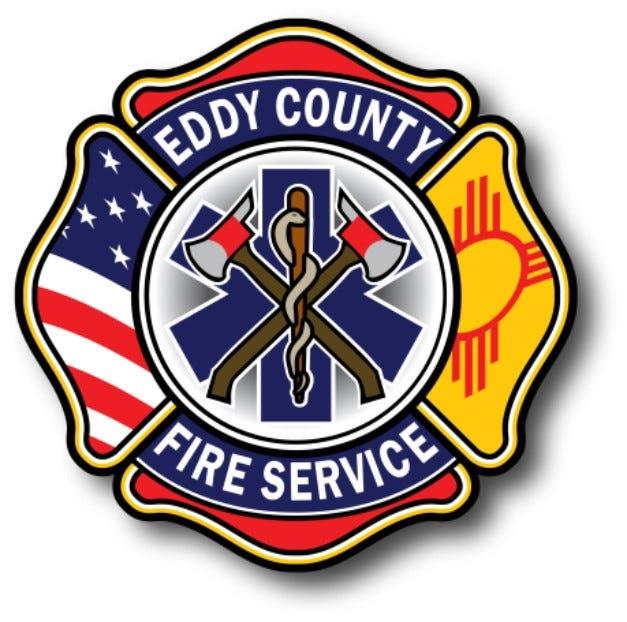 Eddy County Fire Service Logo