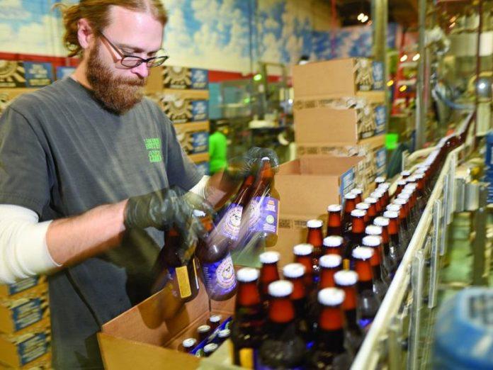The beer industry contributes $ 12.6 billion to the Ohio economy