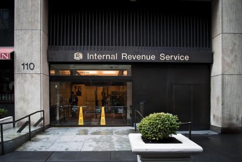 IRS asks Kraken for user identities and data