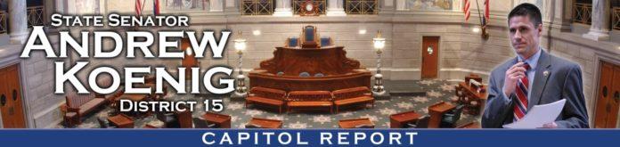 Senator Andrew Koenig's Capitol Report for June 30, 2021 - Missouri Senate