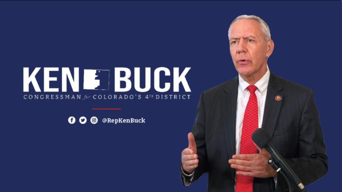 Rep. Buck reinstates bill to cut water bills and help rural communities